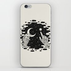 Look to the Skies iPhone & iPod Skin