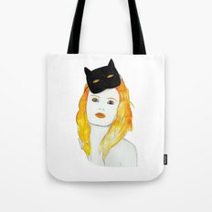 Be a cat Tote Bag