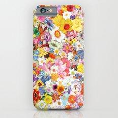 Flowers.2 Slim Case iPhone 6s