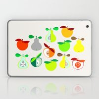 Apples And Pears / Geome… Laptop & iPad Skin