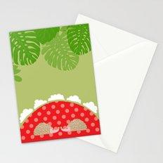 hedge-hug Stationery Cards