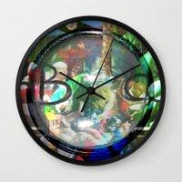 Te6ab1et Wall Clock