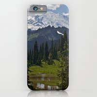 iPhone & iPod Case featuring Tipsoo by Todd Langland