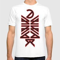 Energija Mens Fitted Tee White SMALL