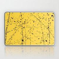 Dazed + Confused [Yellow… Laptop & iPad Skin