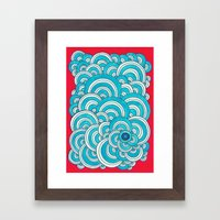 14 Framed Art Print