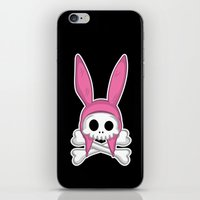 Taking It To My Grave! iPhone & iPod Skin