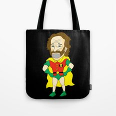 Robin as Robin Tote Bag