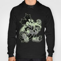 MICKTHULHU MOUSE (monoch… Hoody