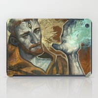 Saint Francis Revisited iPad Case