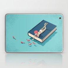 Relaxing Laptop & iPad Skin