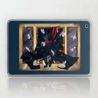 The Shadow Laptop & iPad Skin