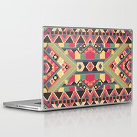 star Laptop & iPad Skins featuring B / O / L / D by Bianca Green