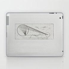 Etched print no. 1 Laptop & iPad Skin