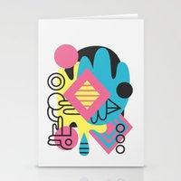 Espectre (#1) Stationery Cards