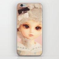 Audree iPhone & iPod Skin