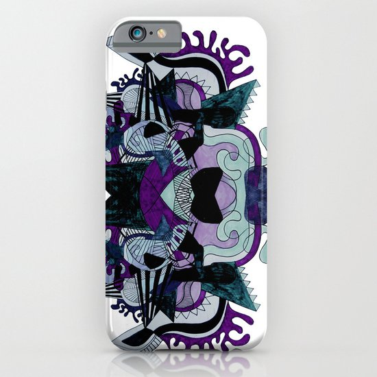 ILLUSTRATED DREAMS (CAN YOU SEE A BEAR? )3 iPhone & iPod Case