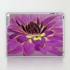 flower close up Laptop & iPad Skin