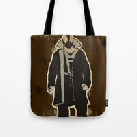 The Dark Knight: Bane Tote Bag
