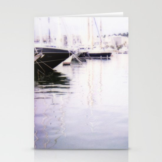 Palma Harbour Stationery Card