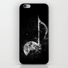 Melodie de la Lune iPhone & iPod Skin