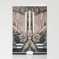 Elk Spirit Stationery Cards