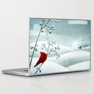 Cardinal By Friztin Laptop & iPad Skin