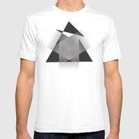 Imperftcion Mens Fitted Tee White SMALL