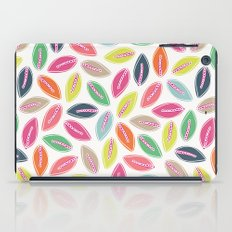 Bright Leaves iPad Case