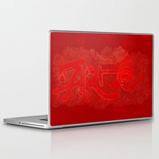 artered Laptop & iPad Skin