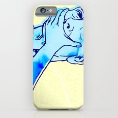 No, I don't even know your name iPhone 6s Slim Case
