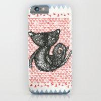 Moe cat Stamp iPhone 6 Slim Case