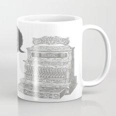 cash register Mug