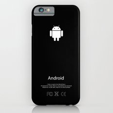 Android Skin for iPhone iPhone 6s Slim Case