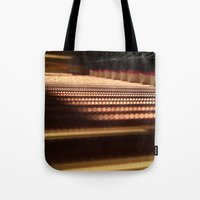 Inside The Baby Grand Tote Bag