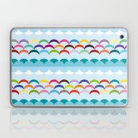 Between sky and sea Laptop & iPad Skin