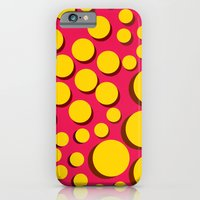 iPhone & iPod Case featuring Push Buttons by akamundo
