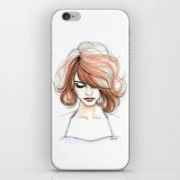 Nora iPhone & iPod Skin