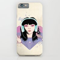 iPhone & iPod Case featuring Marianne Renoir by Eveline