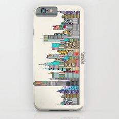 Memphis city iPhone 6 Slim Case