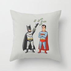 Super Rich Throw Pillow