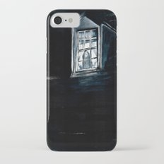 She Lived Here Once iPhone 7 Slim Case