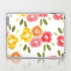 Vintage Florals Laptop & iPad Skin