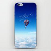 Glamorous Sky iPhone & iPod Skin