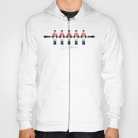 Table Football - Croatia Hoody