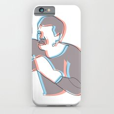Boxing Ali (coulour) iPhone 6s Slim Case