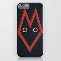 iPhone & iPod Case featuring The Fox by Antoine Dutilh