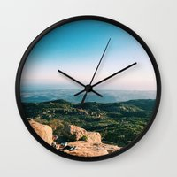 Lizards Mouth Wall Clock