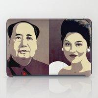 Dictators In Love: When … iPad Case