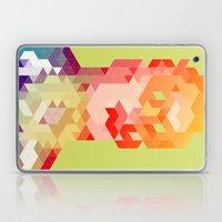 Geometric Hero 2 Laptop & iPad Skin